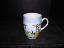 Mug Eva van Gogh Bridge 0,25 l.