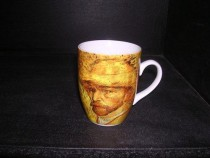 Mug Eva van Gogh portrait of 0,25 l.