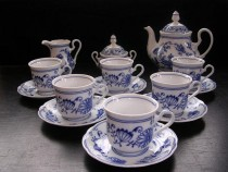 Mary Anne Tea Set 55 15 pcs.