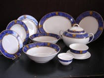 DINNER SET SAPHYR 29316 25pcs.