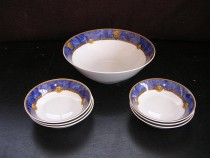 Dessert set Saphyr 29316 7 Piece.