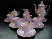 Coffee Sonata Set 158 15d. pink.