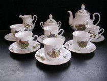 Mary Anne Tea set 363 15 piece.