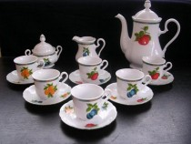 COFFEE SET MARY ANNE 80H 15pcs.