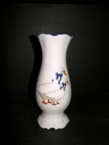 Tall vase embossed 313 25cm.