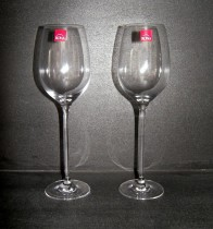 GLASS GOURMET FASCINATION 460ml. WINE 2pcs.