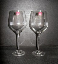 GLASS GOURMET FASCINATION 670ml. BORDEAUX 2pcs.