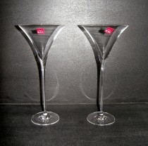 GLASS GOURMET FASCINATION 240ml. MARTINI 2pcs.
