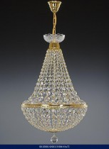 CHANDELIER BRILLIANT CRYSTAL 02001/00113/006 45*72