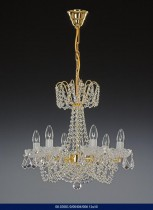 Brilliant Crystal Chandelier 02001/00404/006 51 * 50
