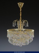CHANDELIER BRILLIANT CRYSTAL  02001/00580/006 40*42