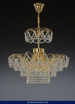 Brilliant crystal chandelier 3 arm 02001/00144/003 52 * 48