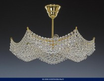 Brilliant Crystal Chandelier 6 arm 02001/00704/006 49 * 33
