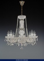 8 arm chandelier 02001/10155/008 60 * 62