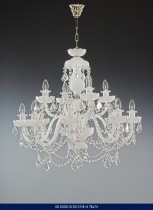 8 +4 Chandelier arm 02001/10155/8 +4 78 * 74