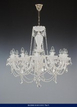 Chandelier 12 arm 02001/10155/012  79 * 75