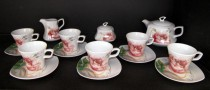 TEA SET GAMA 038 15pcs.