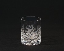 Crystal whiskey glasses Pinwheel 20260/26008/320 320 ml. 6pcs.