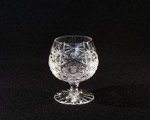 Crystal brandy glasses 10014/41448/230 230 ml. 6pcs.