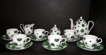 TEA SET VIOLA ZK472 15pcs.