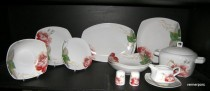 DINNER SET GAMA 038V 25pcs.