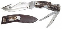 HUNTING KNIVE 369-NP-3 ANTLER