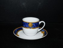6pcs EXTRA preferably coffee cup and saucer.