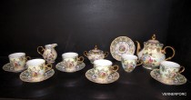 Ophelia Tea Set 15 Piece Three Graces.