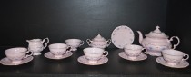 Tea Set Sonata 009 pink 15 pcs.