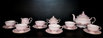 Tea Set Sonata 056 pink 15 pcs.