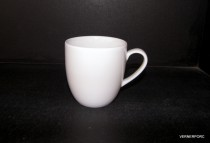 Mug 0.3 l 10 cm high white