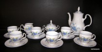 Coffee set Bernadotte FLOWER 15pcs.