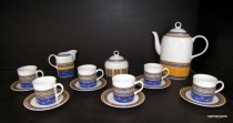 Coffee set Cairo 29476 15pcs. + Free pie kit Cairo 29476 7pcs