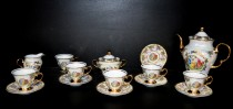 Coffee set Fred listr Graces 15 pcs.