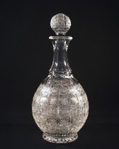 Cut crystal bottle 42045/57001/200 2l.
