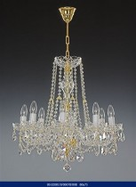 8 arm crystal chandelier  02001/00078/8 60*75