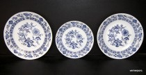 "Set plates Saphyr 29030 ""before Henrieta"" 18pcs."