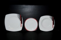 Set of plates Tetra 113 18 pcs.