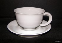 Cup with saucer 0.35 L. Celt
