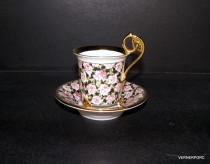 Meissen cup and saucer 699 0,2 l