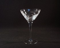 Cut Crystal Champagne Glass Bowl 190 ml. 10259/11008/190 6pcs.