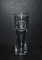 Glases, zodiac Leo 0.5 liters.