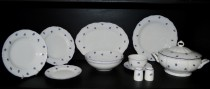 Porcelain Dining Set Verona 673 28 pcs