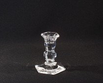 Crystal Candlestick 90901/00000/110 11 cm