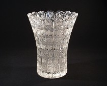 VASE CUT GLASS 8006/57001/230 23cm.