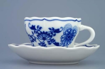 Cup and saucer A1 A1 + .12 l