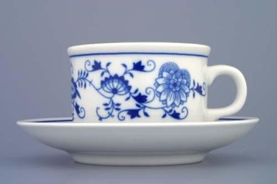 Cup with saucer 0.23 L. Ben