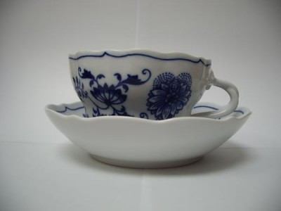 Cup and saucer D + D 0.4 L