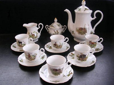 COFFEE SET MARY ANNE 363 15pcs.