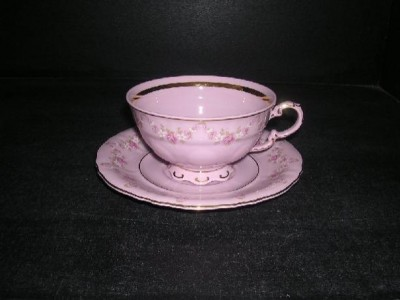 Cup with saucer 0.20 L. 158 Sonata